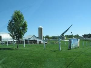 Local dairy farm in Adams County Pennsylvania