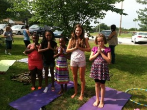 Adams County yoga for kids in Pennsylvania