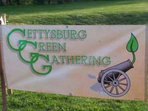 A Review: The Gettysburg Green Gathering