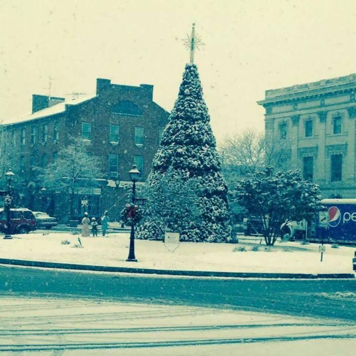 Gettysburg Holiday Christmas Parade 2014