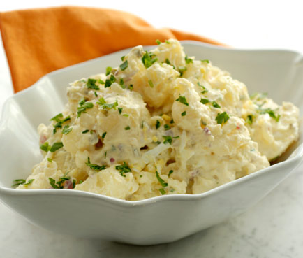 Local Recipe: Grandma's Old Fashioned Potato Salad