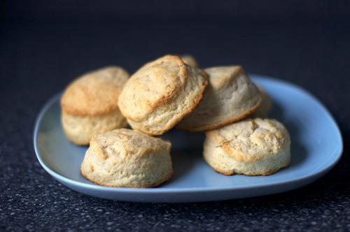 Local Recipe: Old Timey Confederate Buttermilk Biscuits