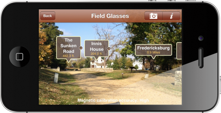 Animated Map and Live Action of the Gettysburg Battle of the Civil War, also a Battle App for your Phone!