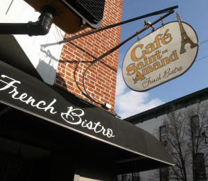 Cafe Saint-Amand French Bistro