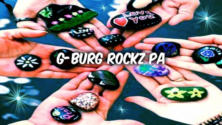 Gettysburg Painted Rocks – Where Rock Collecting and Art Collide