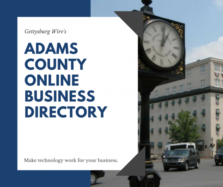 Presenting the new Adams County PA Online Business Directory