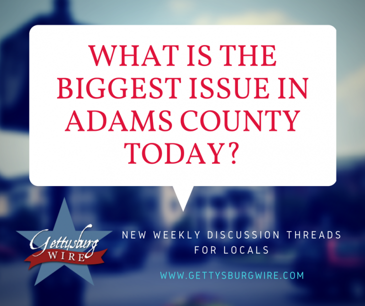 Residents Respond: What is the biggest issue in Adams County today?