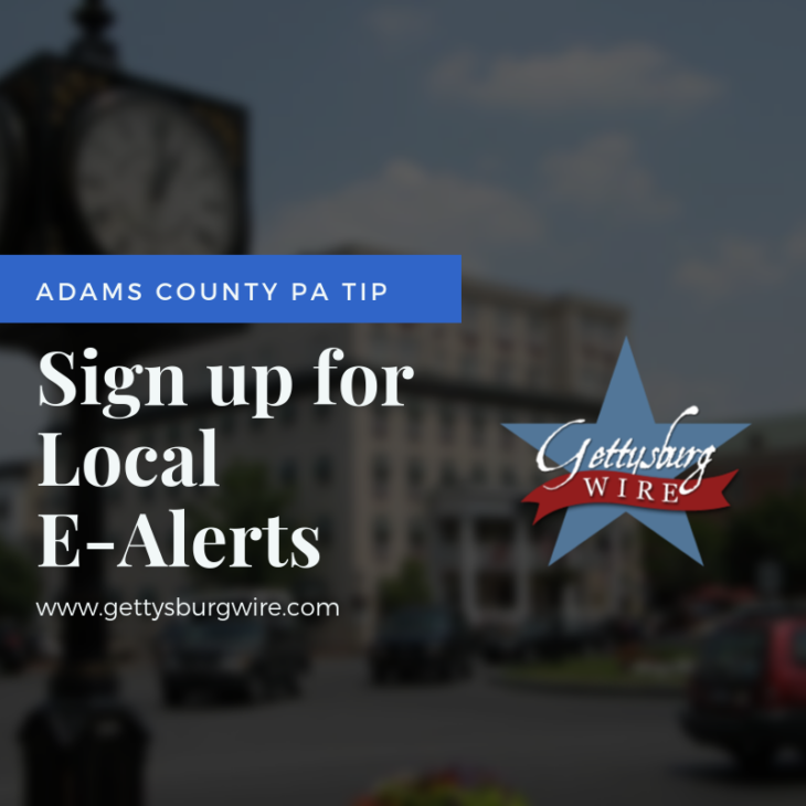 "Adams County E-Alerts To Stay ""In The Know"""