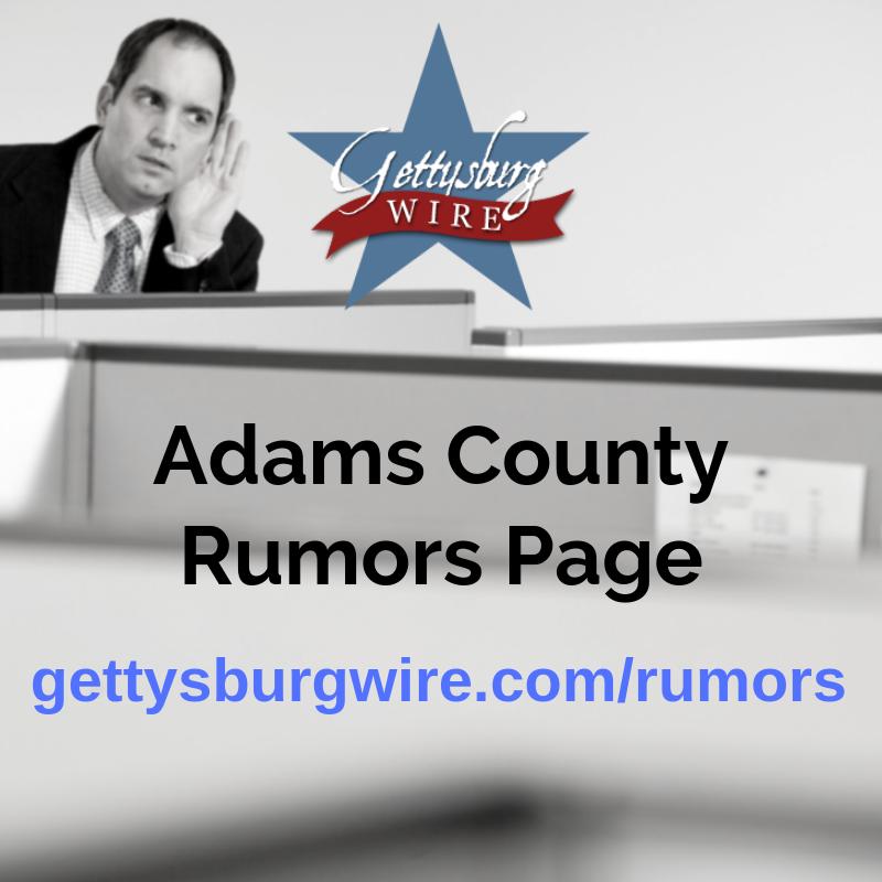 Gettysburg Rumors